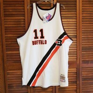 Other - Vintage Buffalo Braves Jersey